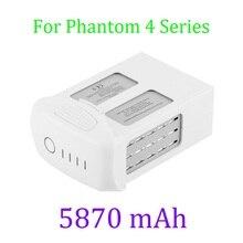 15.2V 5870mAh Intelligente Spare Vlucht LiPo Batterij Vervanging Deel Voor DJI Phantom 4/Geavanceerde/4Pro FPV quadcopter RC Drone