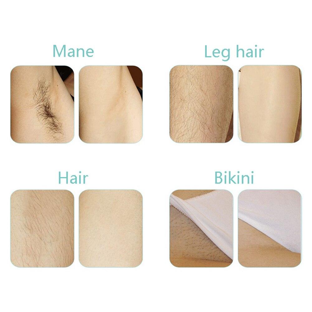 unissex axila braço pernas depilação remoção do cabelo privado