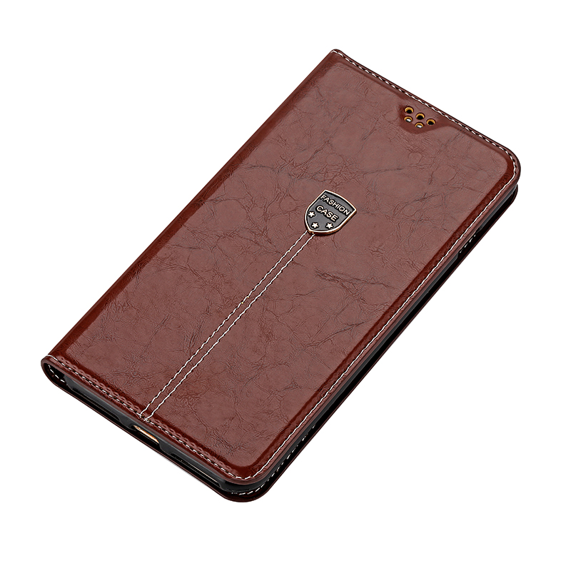 Restoring Fashion Flip Leather Protection Cover For LG G2 G3 Mini G4 G5 Magna G4C K5 K7 K8 K10 Cover Phone Case image