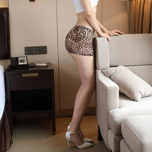[Wanna turn your husband on? Let's try this, girl!] Leopard sexy micro min tulleti skirt