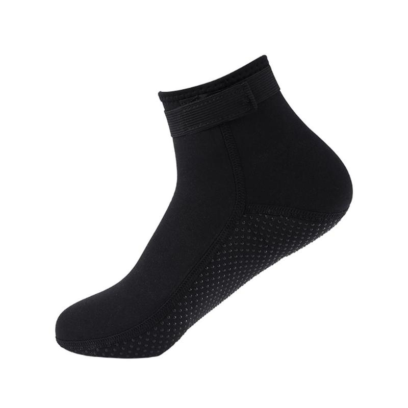1 Pair Swimming Scuba Socks Wetsuit Neoprene Diving Socks Prevent Scratches Warming Snorkeling Socks