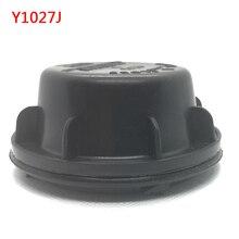 1 PcสำหรับChevrolet Traxฝุ่นLED Hid XenonโคมไฟHeightenฝุ่นหมวกไฟหน้าด้านหลังฝาครอบโคมไฟหมวกกว้างขึ้นปกหลัง