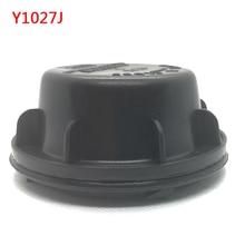 1 pc para chevrolet trax capa de poeira led hid lâmpada de xenônio aumentar o tampão de poeira farol tampa da lâmpada de cobertura traseira ampliada capa traseira