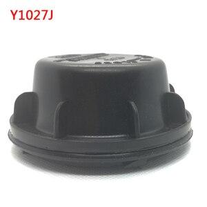 Image 1 - 1 pc pour Chevrolet trax cache poussière LED hid xénon lampe augmenter bouchon anti poussière phare couvercle arrière couvercle de lampe élargi couverture arrière