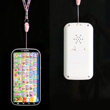 Interactive Smartphone Toy Baby Kids Educational Early Learning Non-toxic Clear Sounds Safe Smooth Edge Battery Powered Plastic