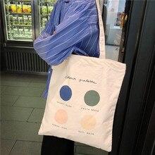 Cloth Handbag Cellphone Girls Women Canvas Cotton Zipper Dot Lipstick-Storage-Bag Reusable-Bag
