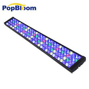 Popbloom Lamp Aquarium-Light Led-Lighting Reef Smart-Controller Marine Coral Saltwater