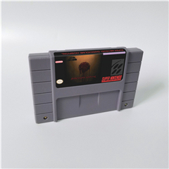 Image 2 - Super Metroided Serie Spiele Hyper Null Missioned Phazon Hack Justin Bailey Unmöglich RPG Game Card US Version Batterie Sparen