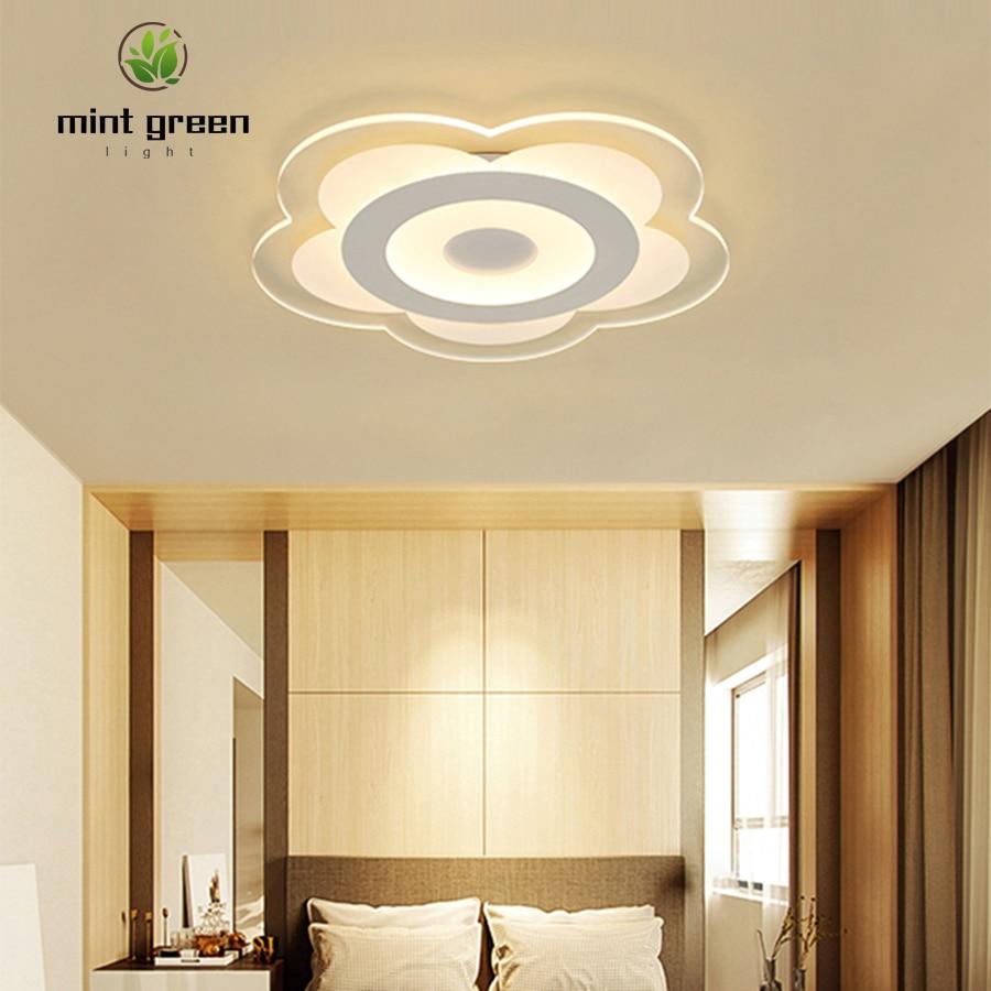Modern LED Ceiling Lights For Bedroom Bedside Corridor Balcony Entrance Modern LED Ceiling Lamp For Home
