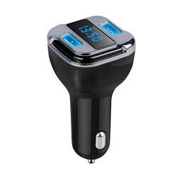 Samochód w czasie rzeczywistym inteligentny lokalizator śledzenia GPS ładowarka samochodowa USB o wysokiej wydajności w Lokalizatory GPS od Samochody i motocykle na