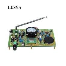 LUSYA FM7303 Radio Numérique Modulation de Fréquence Radio De décodage Stéréo BRICOLAGE FM Radio D3-014