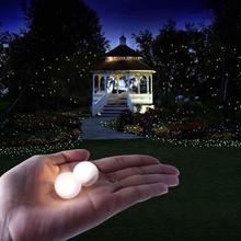 Förderung! 100 stücke/lot 100 X Runde Led-Blitz Ball Lampe Ballon Licht lange standby zeit für Papier Laterne Ballon licht Partei Wedd