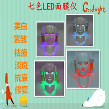 LED mask instrument skin rejuvenation instrument mask beauty instrument face red whitening phototherapy microcrystalline changes skin firming skin instrument electronic beauty instrument exfoliating tyra thin face v face