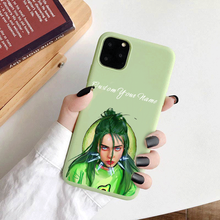 Slim Liquid Silicone Phone Case For iPhone 11 Pro XS Max X XR Candy Color Soft Cover For iPhone 11 7 8 6 6s Plus Cover Cases custom name phone cover for iphone 6 6s 7 8 plus x xs max xr liquid silicone phone cases for 11 pro max candy shockproof cover