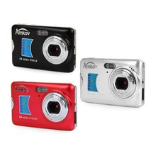 AMK-CDFE Digital Camera 8 Megapixel 2.7 inch TFT Display Travel Mini HD Shooting Portable Manual