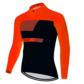 2020 scottes-rc ciclismo jersey de manga larga para hombre verano bicicleta de...