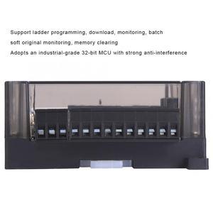 Image 5 - Controllore logico programmabile PLC FX1N 20MT scheda di controllo industriale con Shell DC 22V 28V