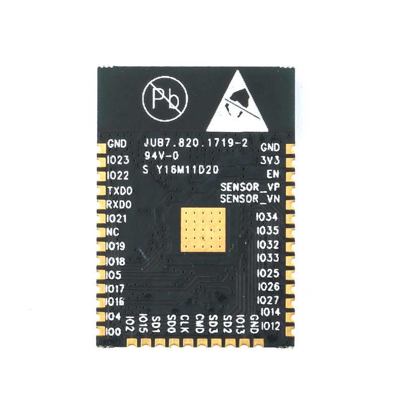 2 pièces = Module de Wifi Wlan d'iot de ESP-WROOM-32 d'esp32 + Module de convertisseur de tableau ESP-32S d'adaptateur de ESP-32S