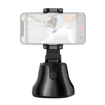 Smartphone Holder Mount 360 Rotating Phone Clamp Adapter Smart Shooting Vlog Face Tracking Gimbal Mobile Phone Holder