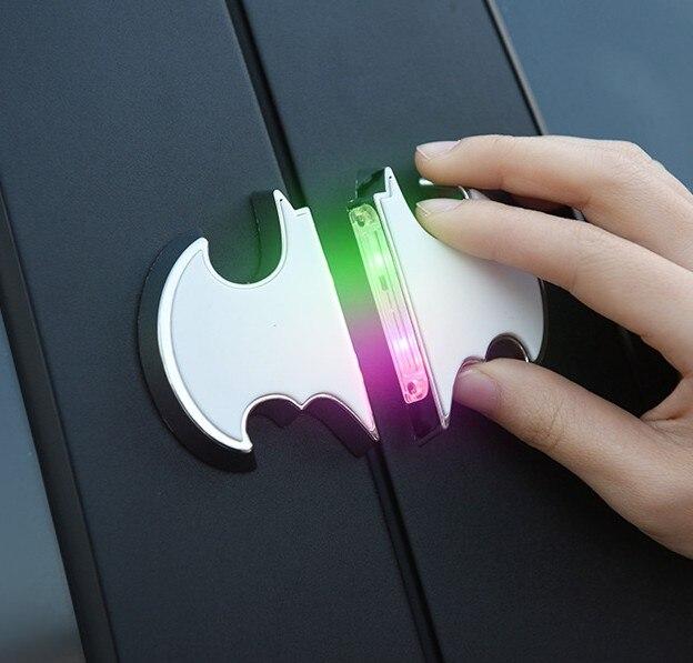 300.96руб. 15% СКИДКА|Автомобильный светодиодный предупреждающий свет для открывания двери автомобиля, безопасность, предотвращение столкновений, беспроводной магнитный дизайн, защита от столкновений сзади|Декоративная лампа| |  - AliExpress