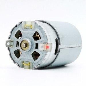 Image 3 - Dla Mabuchi RS 550VC silnik o wysokim momencie obrotowym RS 550VC 7527 ogólne RS 550VC 8518