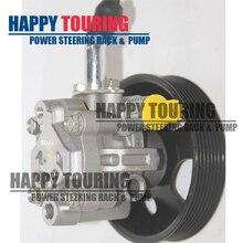 New Power Steering Pump For Nissan Titan Armada Pathfinder  Infiniti QX56 5.6L VK56DE 2004 15 491107S000 49110 7S000 49110ZV00A