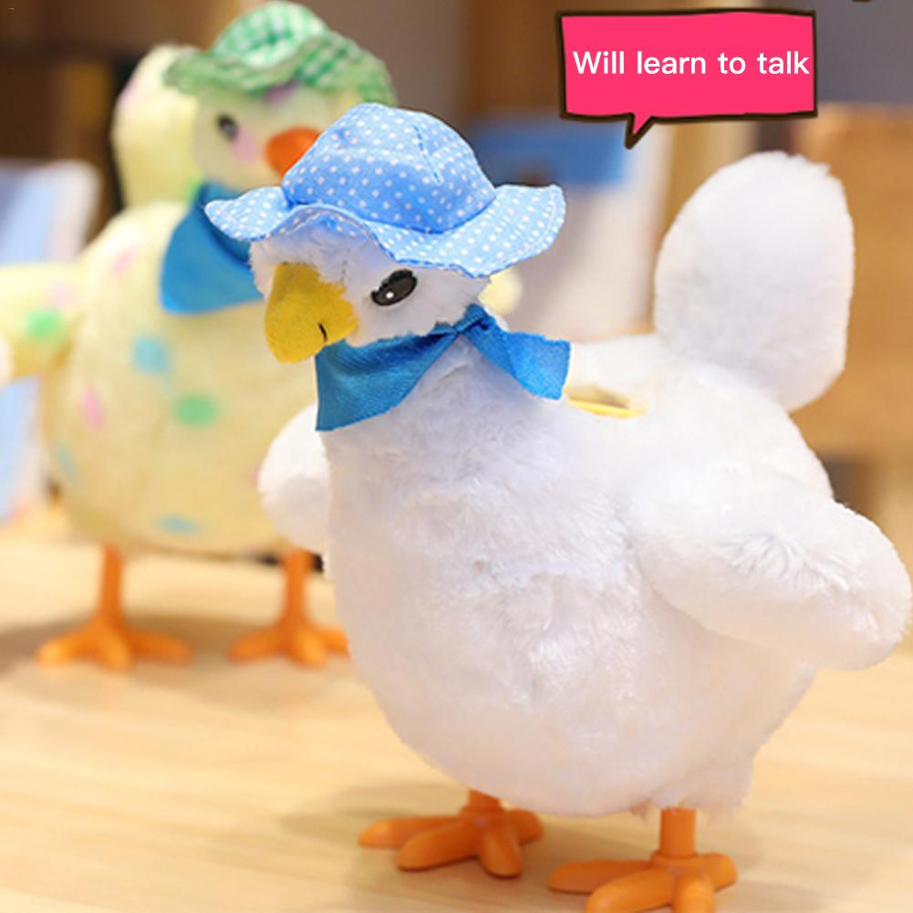Innovative Hen Funny Chicken Toy Hen Hen Laying Egg Shocked Joke Gift Child Anti-Stress Gadget Fun Game Indoor Or Outdoor