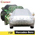 Чехол Cawanerl для автомобиля  защита от солнца  снега  дождя  пыли  Солнцезащитный чехол для Mercedes-Benz S420  S550  S430  S280  S300E  S300EL  S400E  S400EL