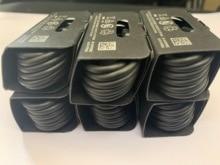 10個/oemオリジナルS10 A20 A50 A70 A80タイプcケーブルクイック高速充電データラインusb 3.1タイプc S9ためS10プラスS10e注8 9