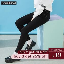 Metersbonwe Schlank Jeans Für Frauen Sexy Jeans Frau Grund Denim Bleistift Hosen Hohe Qualität Stretch Taille Frauen Jeans