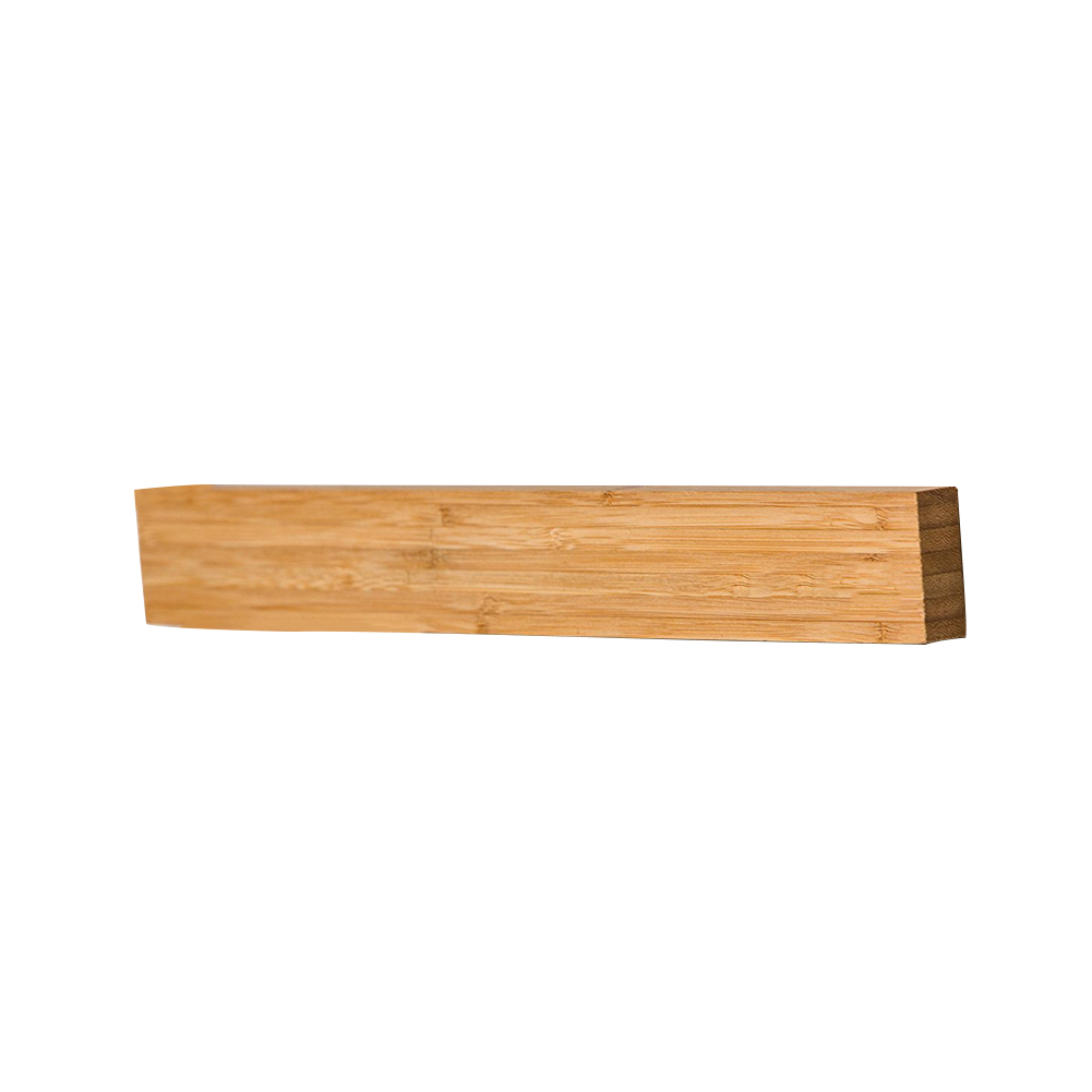 Practical Wall Mount Bar Knife Holder Kitchen Strip Storage Safe Waterproof Utensil Easy Install Magnetic Bamboo Durable
