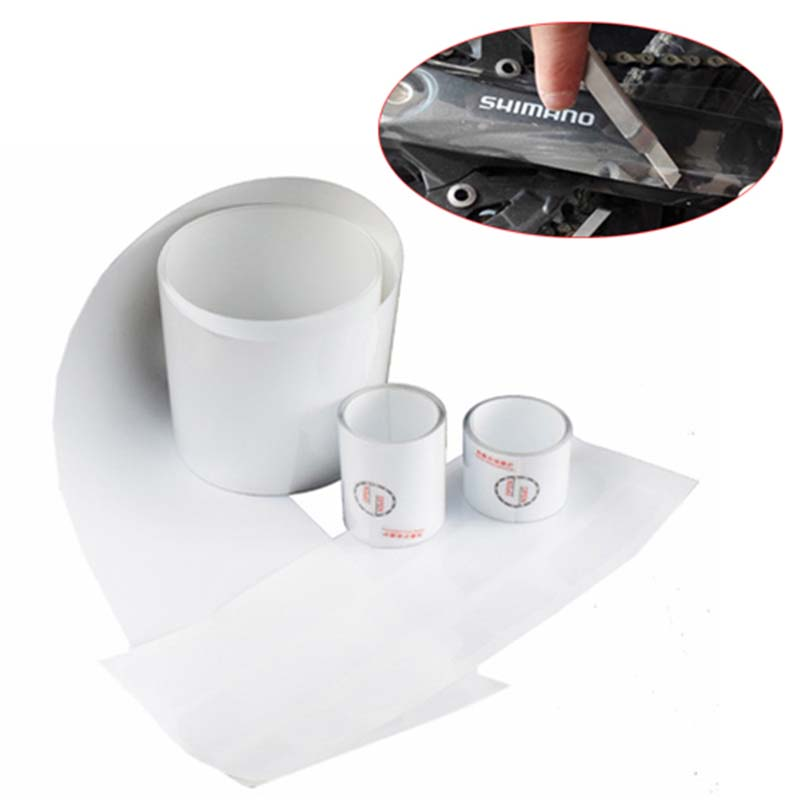 1M Bicycle Frame Protector Clear Tape Film MTB Road Bike Transparent Surface Protection Film Protect Cycling Accessories BC0177