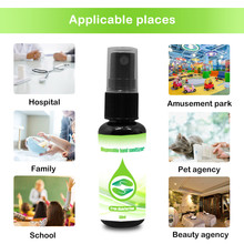 Hand sanitizer Portable Alcohol-Free Disinfection Spray Fresh Air Disinfection Home gel hydroalcoolique antibacterial hand gel