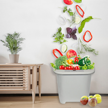 Home Fruit And Vegetable Meat Washing Machine Pesticide Removal Food Purifier Disinfector Automatic Vegetable Cleaning Machine