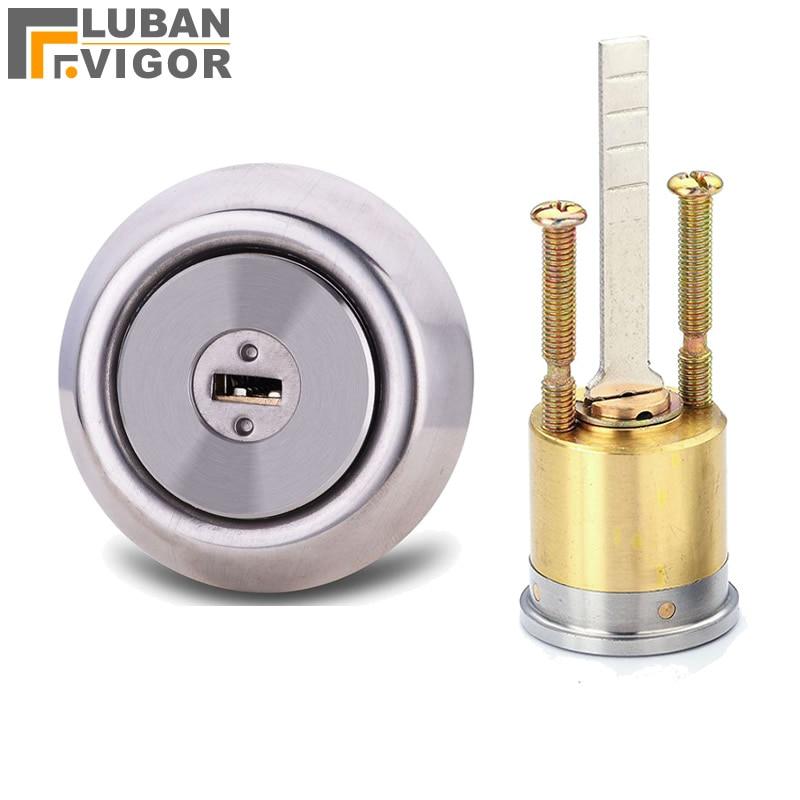 Security lock Copper/Replace lock cylinder, C-level lock cylinder,Universal Round cylinder,Iron/wooden door lock