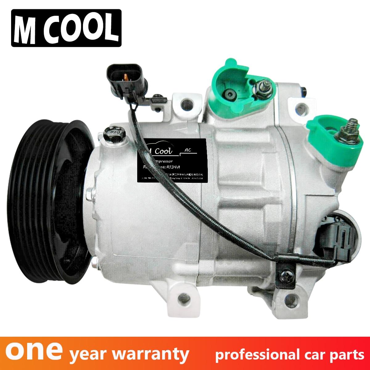 OEM AC Compressor /& A//C Clutch For Hyundai Veloster 2012 2013 2014 2015 2016