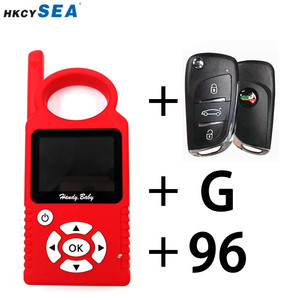 Image 3 - JMD Handy Baby Hand Held Car Remotes Copier Auto Key Programmer V9.0.5 for 4D/46/48/G/KING/Red Chip+Super Remote G/96 Function
