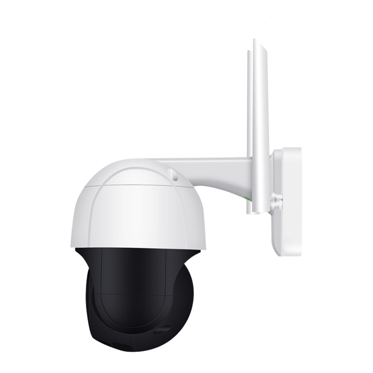 ESCAM QF518 5MP Pan/Tilt AI Humanoid Detection Auto Tracking Cloud Storage WiFi IP Camera with Two Way Audio Night Vision