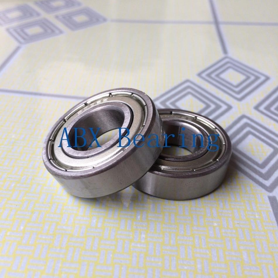 1pcs 6002ZZ 6002Z 6002 2Z 15x32x9mm Deep Groove Ball Bearing Metal Shielded