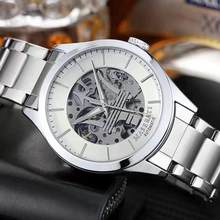 Brand New Luxury Men Watch Automatic Mechanical Sport Masera WristWatch White Rose Gold Black Silver White Rubber HUBLOT Watches(China)