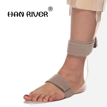 HANRIVER Pedal foot drop foot orthoses supporting ankle correction ankle foot orthoses, both inside and outside