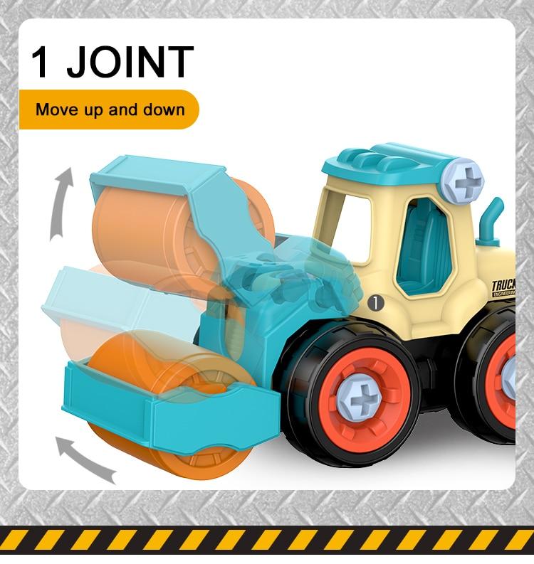 DIY Truck Engineering Toys 9