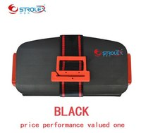 Mini Ifold Portable Child Car Safety Seat Baby Car Booster Seat Safety Cushion Vehicle Travel Pocket Harness Seat