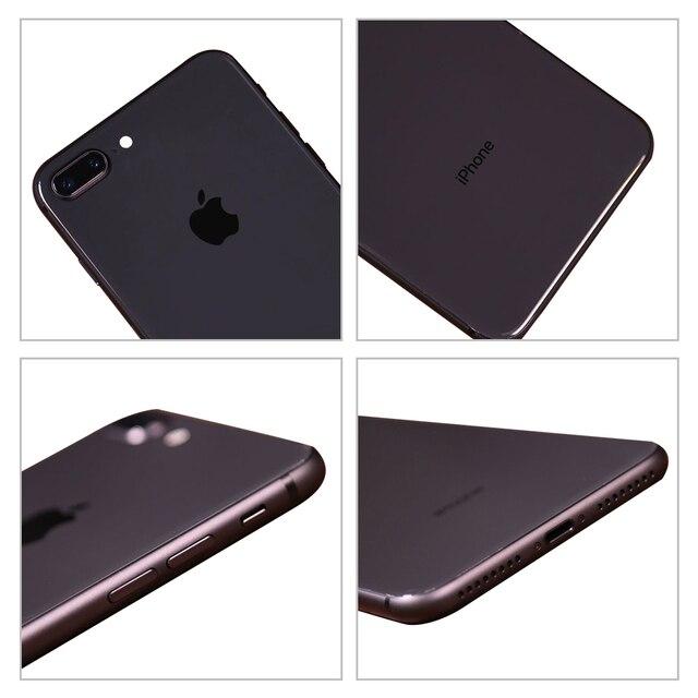 "100% Original Apple iPhone 8 Plus 3GB+ 64GB/256GB Hexa Core Smartphone 5.5"" 12MP iOS A11 4G LTE Unlocked Used Mobile Phone 4"