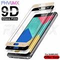 Защитное стекло 9D для Samsung Galaxy A3 A5 A7 J3 J5 J7 2016 2017, Защита экрана для Samsung S7, пленка из закаленного стекла, чехол