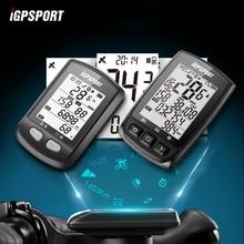 IGS50E – vélo de Sport, 40 heures d'autonomie, Gps, vélo, ordinateur de cyclisme, Cadence de vitesse, fréquence cardiaque