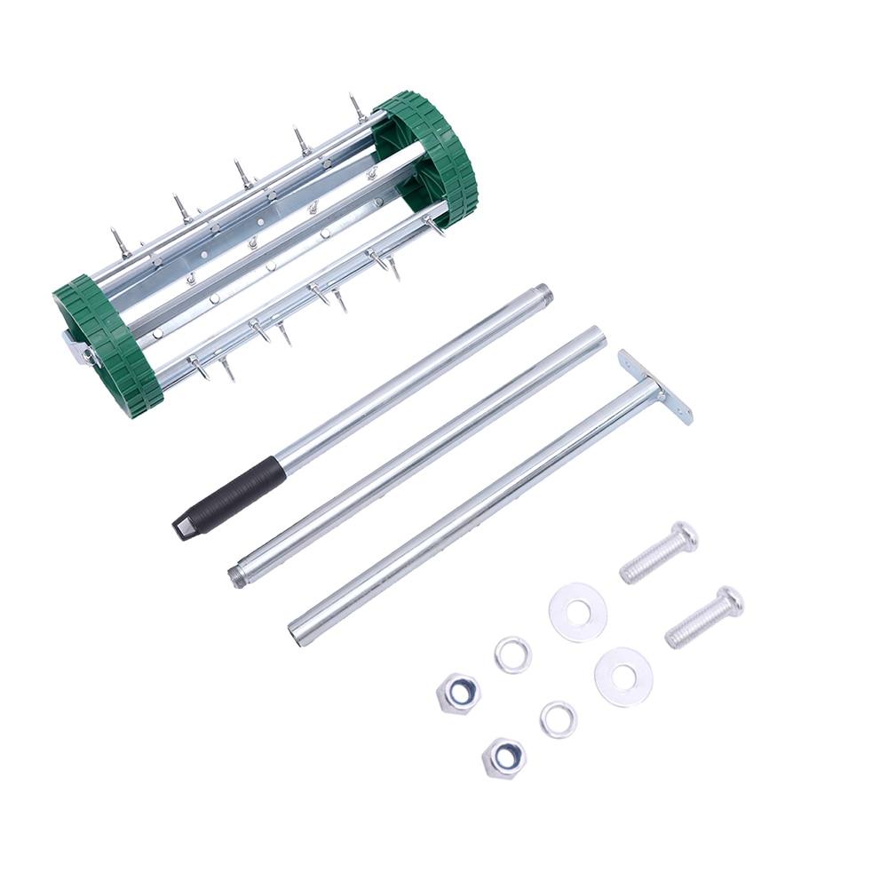 1pcs Ripper Extended handle Lawn Aerator Gardening Tool Dark Green Home Garden Tool
