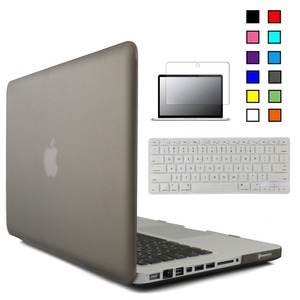 Image 4 - RYGOU Crystal Clear Matte Hard Case Cover For Macbook Pro 13 inch A1278 Keyboard Cover+Screen Protector for Mac Book Pro 13 Case
