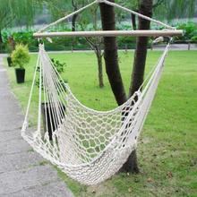 北欧スタイルラウンドハンモック屋外屋内寮の寝室の吊椅子子供のための大人のスイングシングル安全ハンモック