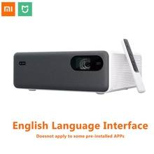 Xiaomi Mijia ALPD3.0 Laser Projector 2400 ANSI Lumens Resolution 150 Inch Screen Wifi bluetooth Dual 10W Speaker